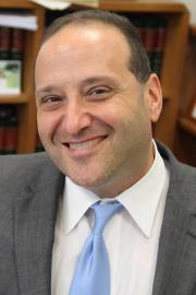 Bangor City Councilor Joe Baldacci